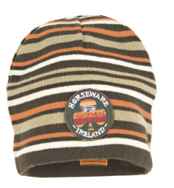 Horseware Unisex Newmarket Striped Hat