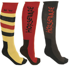 Horseware Newmarket Socks (3 Pack)