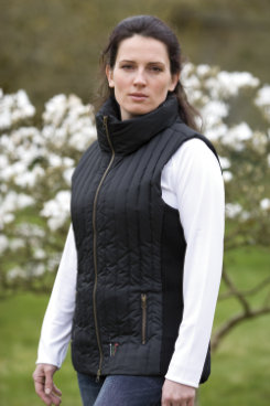 Lucinda Green Ladies Blair Down Vest Best Price