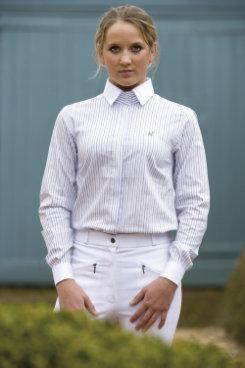 Lucinda Green Ladies Hartpury Show Shirt by Horseware Best Price