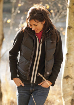 Horseware Ladies Jackson Down Vest Best Price