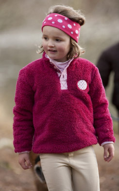 Horseware Kids Softie Fleece Jacket Best Price
