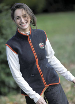 Horseware Newmarket Ladies Fitted Fleece Vest Best Price