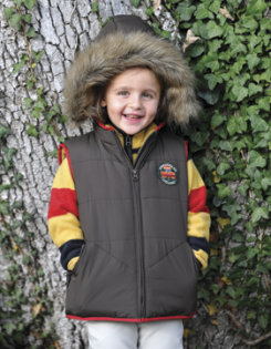 Horseware Newmarket Kids Padded Vest Best Price