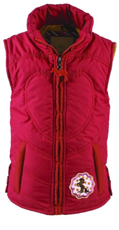 Horseware Kids Love Heart Vest Best Price