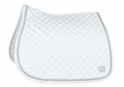 Horze All Purpose Silver Cord Sddle Pad Best Price
