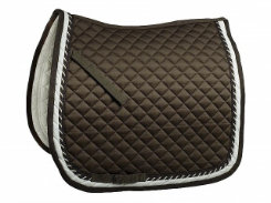 Horze Dressage Double Cord Saddle Pad Best Price