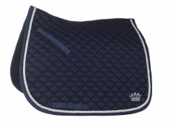 Horze Dressage Silver Cord Saddle Pad Best Price