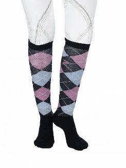 Horze Unizex Holly Argyle Socks Best Price