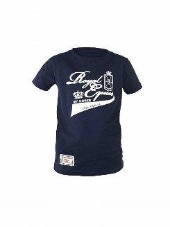 Horze Kids Brandon Short Sleeved Tee Shirt Best Price