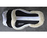Ultra ThinLine Sheepskin English Comfort Half Pad
