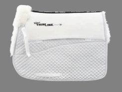 Ultra ThinLine Sheepskin Comfort Dressage Square Pad Best Price
