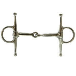 Coronet Bits Pony Full Cheek Snaffle Bit