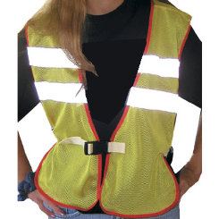 Intrepid Adult Mesh Reflective Safety Vest Best Price