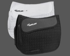 Ultra ThinLine Cotton Comfort Square Dressage Pad Best Price