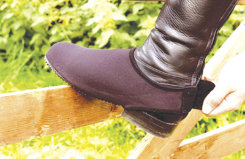 Exselle Ladies  Bootie Boot Protector Best Price