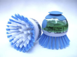 Americas Acres Pump and Scrub Grooming Brush Best Price