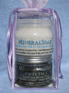 Americas Acres Mineral Mud and Soak Gift Pack Best Price