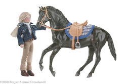 Breyer Saddle Club Stevie and Belle Gift Set Best Price