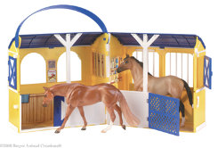 Breyer Classic Two Stall Travel Case Best Price
