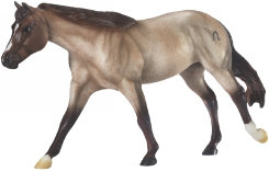 Breyer Bet Your Blue Boons Cutting Horse
