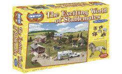 Breyer Exciting World of Stablemates Puzzle Best Price
