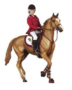 Breyer Brenda Show Jumper Rider