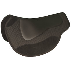 Thinline Shenandoah Western Contoured Saddle Pad Best Price