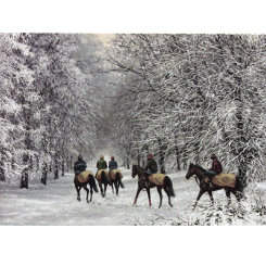 Sally Mitchell All Is Calm Christmas Cards Best Price
