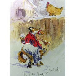 Sally Mitchell Sitting Duck Christmas Cards Best Price