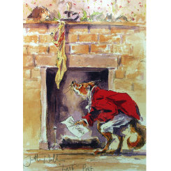 Sally Mitchell  The Last Post Christmas Cards Best Price