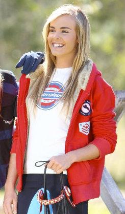 Jillaroo Australia Juniors Hoodie Jacket Best Price