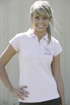 Jillaroo Australia Kids Tack Attack Polo Shirt Best Price