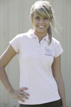 Jillaroo Australia Juniors Tack Attack Polo Shirt Best Price