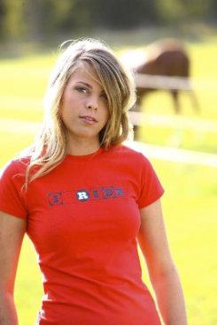 Jillaroo Australia Juniors I Ride Tee Shirt Best Price
