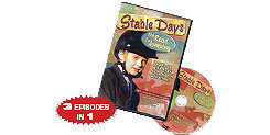 Stable Days-The Road to Jumping DVD Best Price