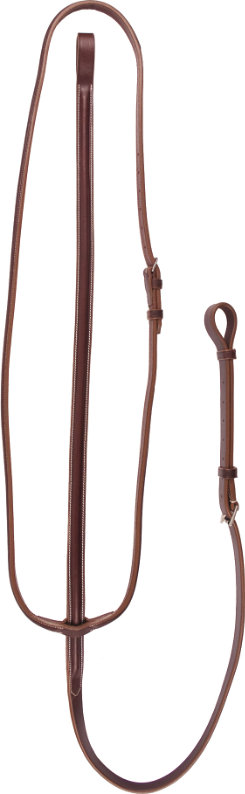 Henri de Rivel Collection Plain Raised Standing Martingale