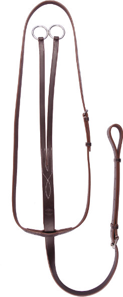 Henri de Rivel Collection Plain Running Martingale