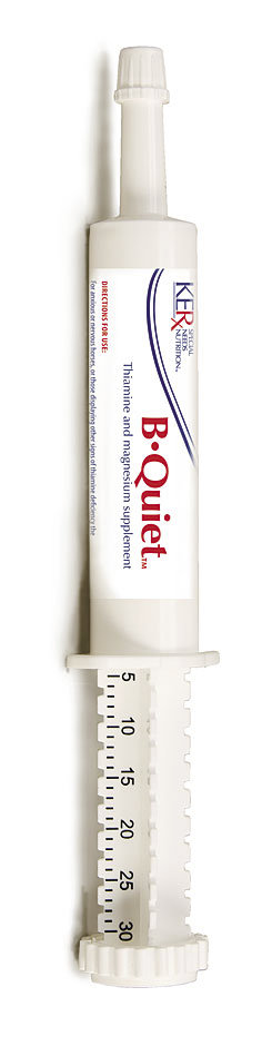 Kentucky Equine Research B-QUIET-30cc Tube Best Price