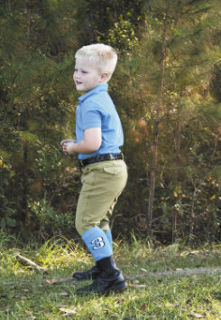 TuffRider Boys Patrol Riding Breeches