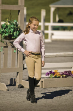 TuffRider Childrens Low Rise Riding Breeches