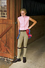 TuffRider Light Cotton Pull On Jodhpurs Extra Drawstring