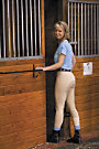 TuffRider Ladies Cotton Full Seat Riding Breeches