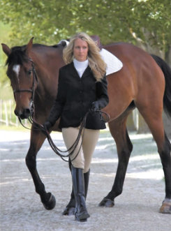 TuffRider Ladies Starter Show Coat