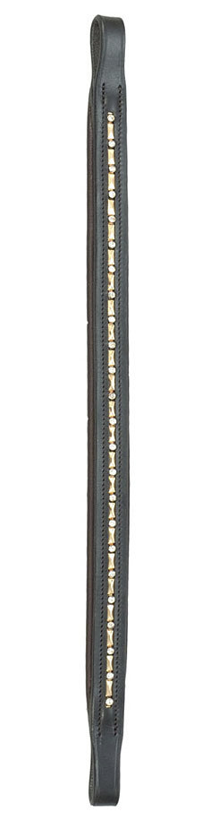 Henri de Rivel Gold and Diamond Jewel Browband Best Price