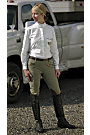 Equine Couture Ladies Nottingham Show Shirt