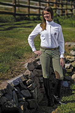 Equine Couture Ladies Nottingham Riding Breeches Best Price
