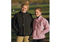 TuffRider Child's Duet Jacket      <font color=#000080>-  Size:  Small Childs  Color:  Dark Aubergine</font> Best Price