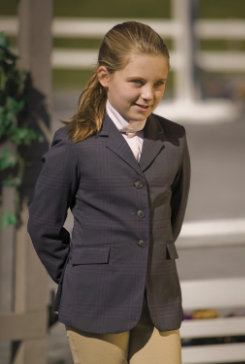 Tuffrider Child's Devon Show Coat