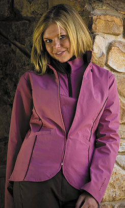 Equine Couture Ladies Geneva Stretch Shell Jacket Best Price